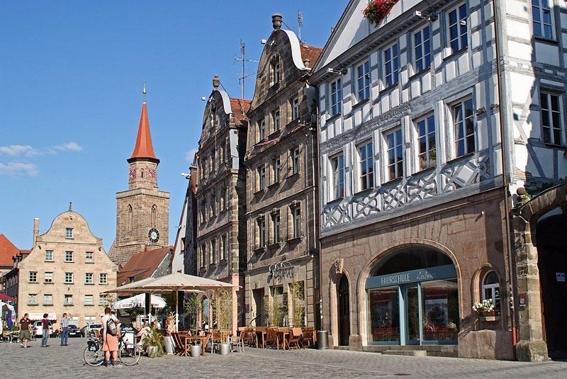 Marktplatz Fürth
