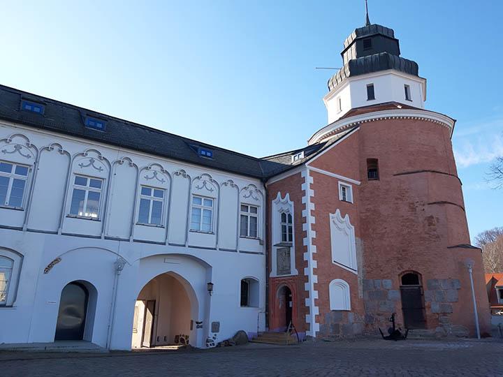 Pommersches Schloss