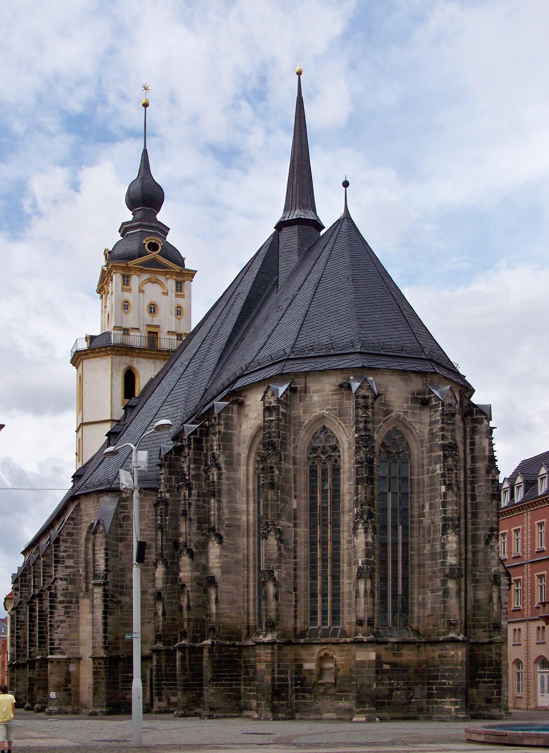Marienkirche Weißenfels